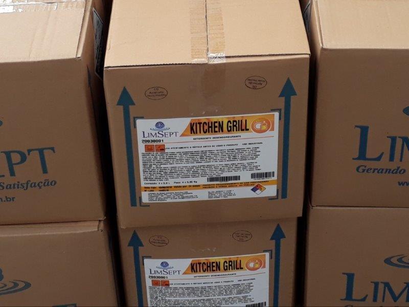 Etiquetas para caixas de papelão