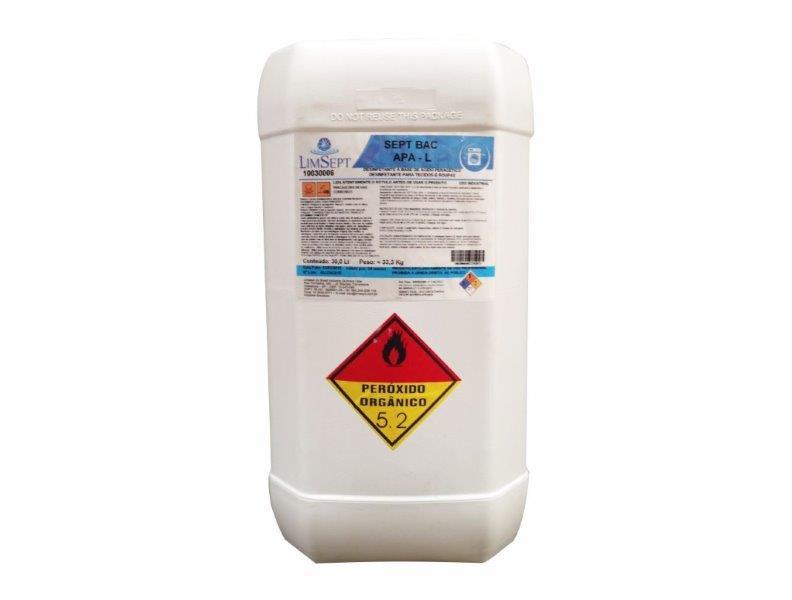 Rótulos adesivos para produtos de limpeza