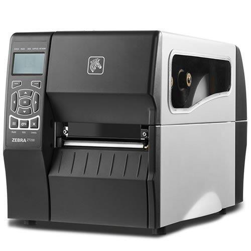 Impressora de etiquetas adesivas zebra