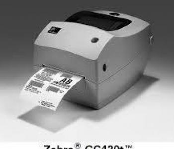 Impressora de etiquetas zebra